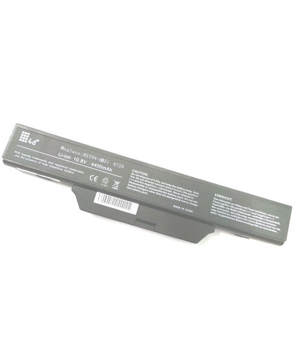 4d Hp 451086-161 6 Cell Laptop Battery