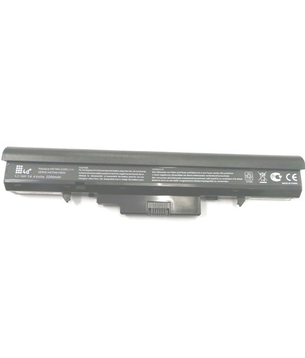 4d Hp 440704-001 6 Cell Laptop Battery