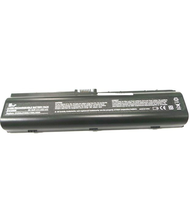 4d Hp 440772-001 6 Cell Laptop Battery