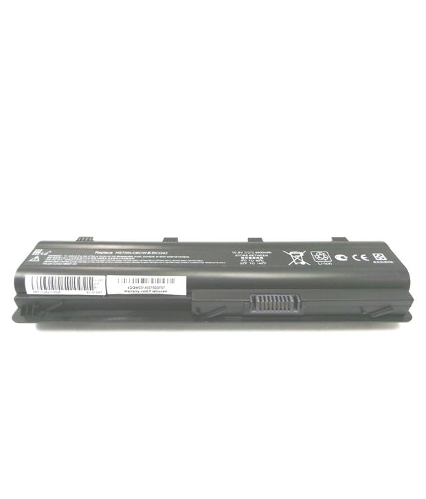 4d Hp Hstnn-i81c 6 Cell Laptop Battery