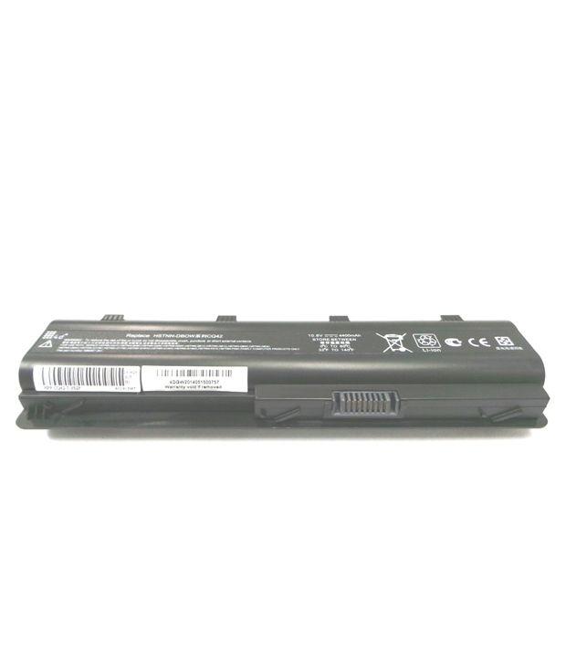 4d Hp Hstnn-ib1g 6 Cell Laptop Battery