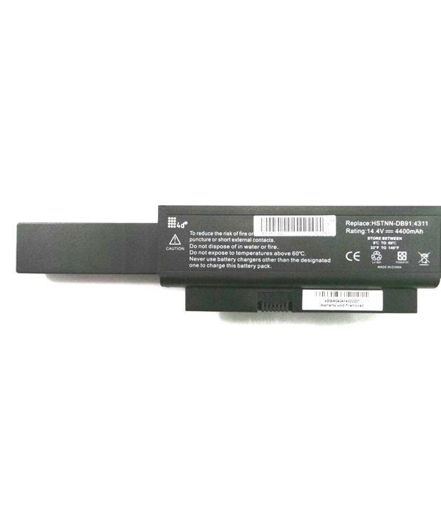 4d Hp Probook 4210s 8 Cell Laptop Battery