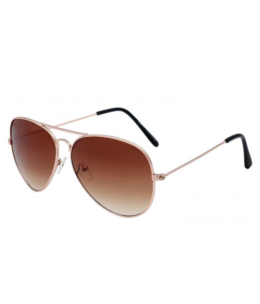 716903364dd Gkb Sundrive Golden Designer Aviator Shape Men s And Women s Sunglasses -  Buy Gkb Sundrive Golden Designer Aviator Shape Men s And Women s Sunglasses  Online ...