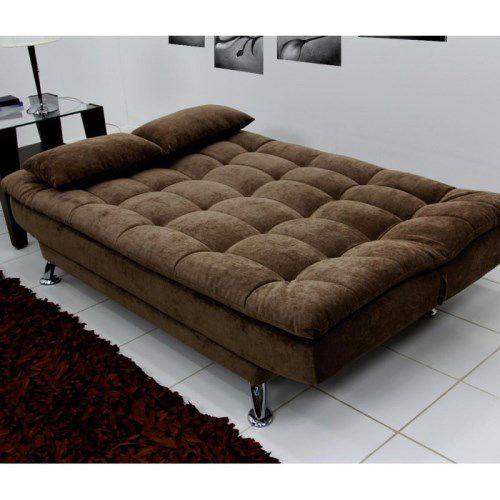 Settee Sofa Furniture Prices In India: Sunrise Three Seater Sofa Cum Bed