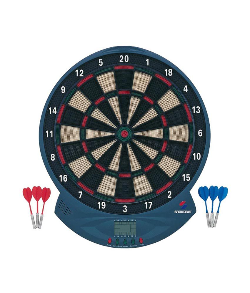 Unicorn Soft Electronic Dart Board