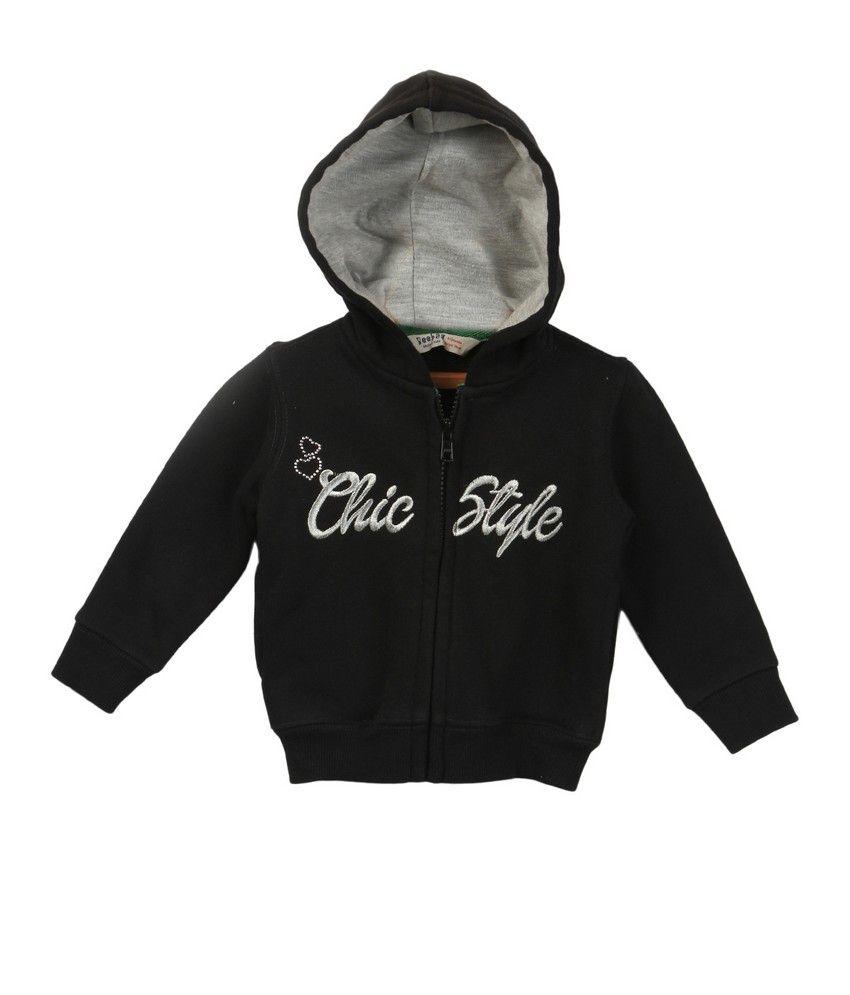 Beebay Girls Chic Style Sweatshirt