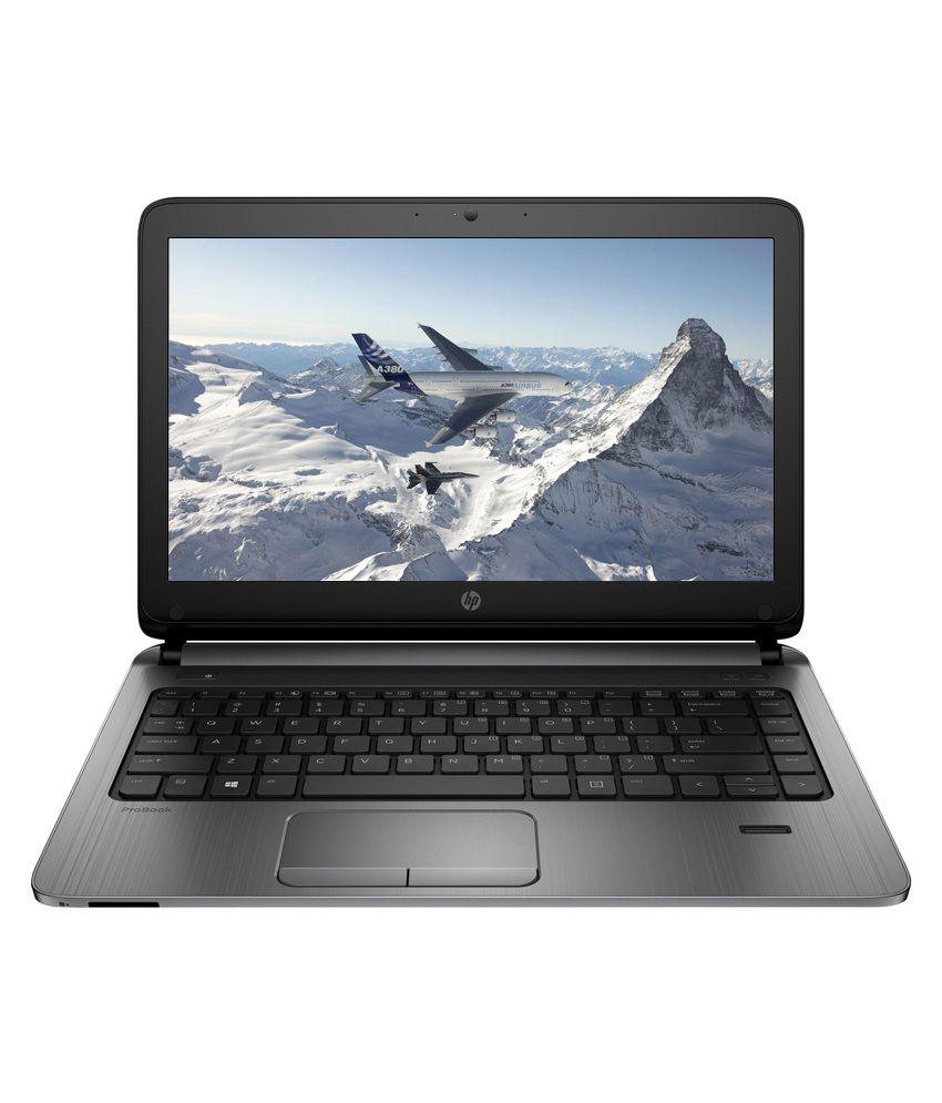 HP ProBook 440 G2 (J8T90PT) Laptop (4th Gen Intel Core i3- 4GB RAM ...