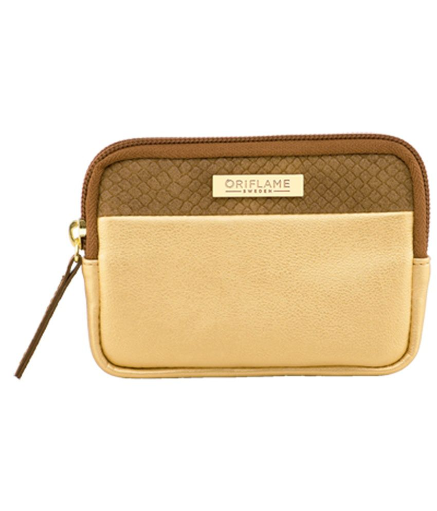 Buy Oriflame Golden Coin Purse at Best Prices