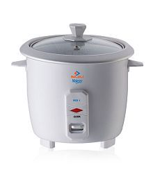 Bajaj RCX1 Electric Cooker 0.4 Ltrs