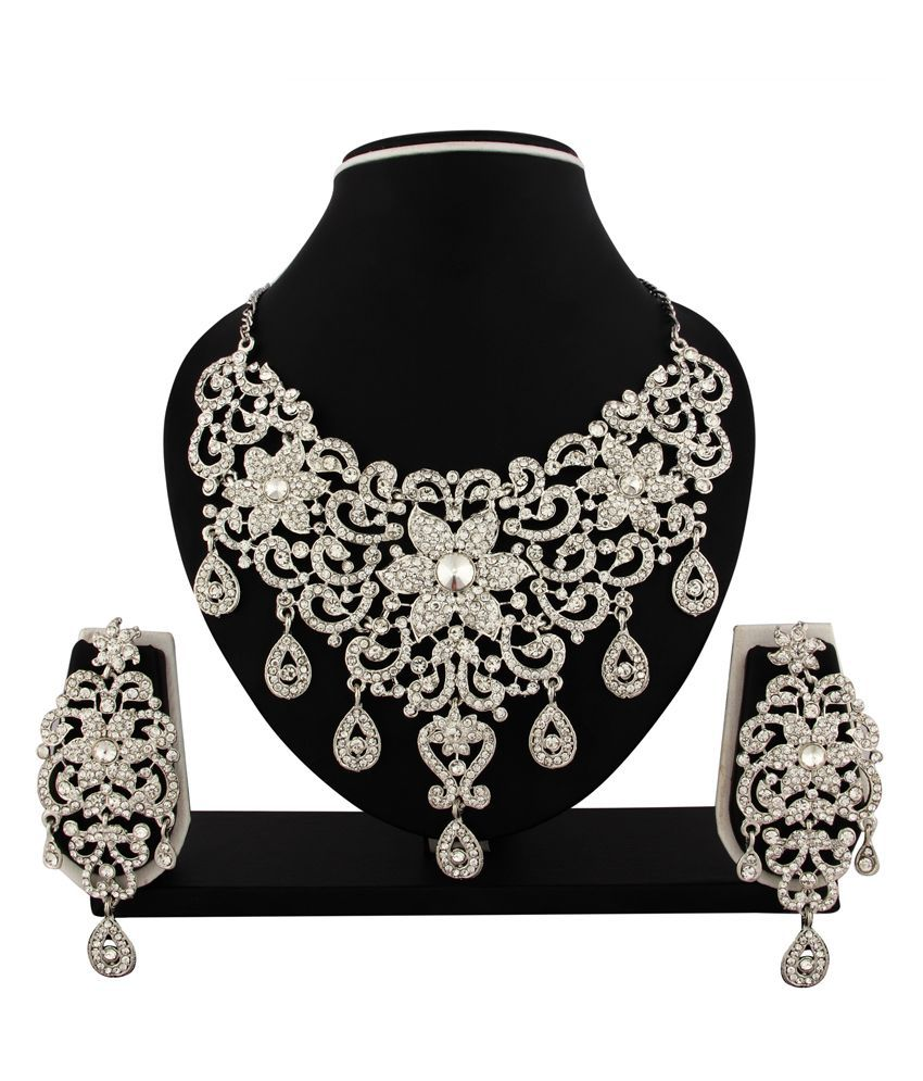 Atasi International Lacee Necklace Set
