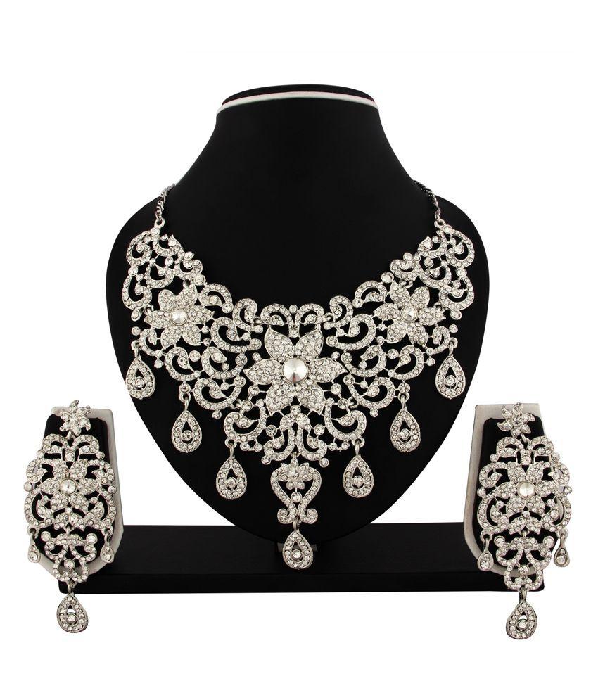 Atasi International Lacee Necklace Set