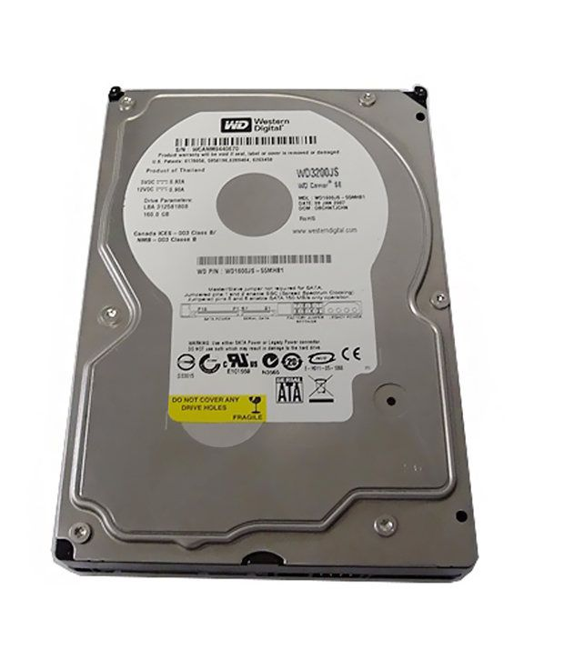 WESTERN DIGITAL Av WESTERN DIGITAL 3200Avjs 320Gb Internal Av Hard Drive