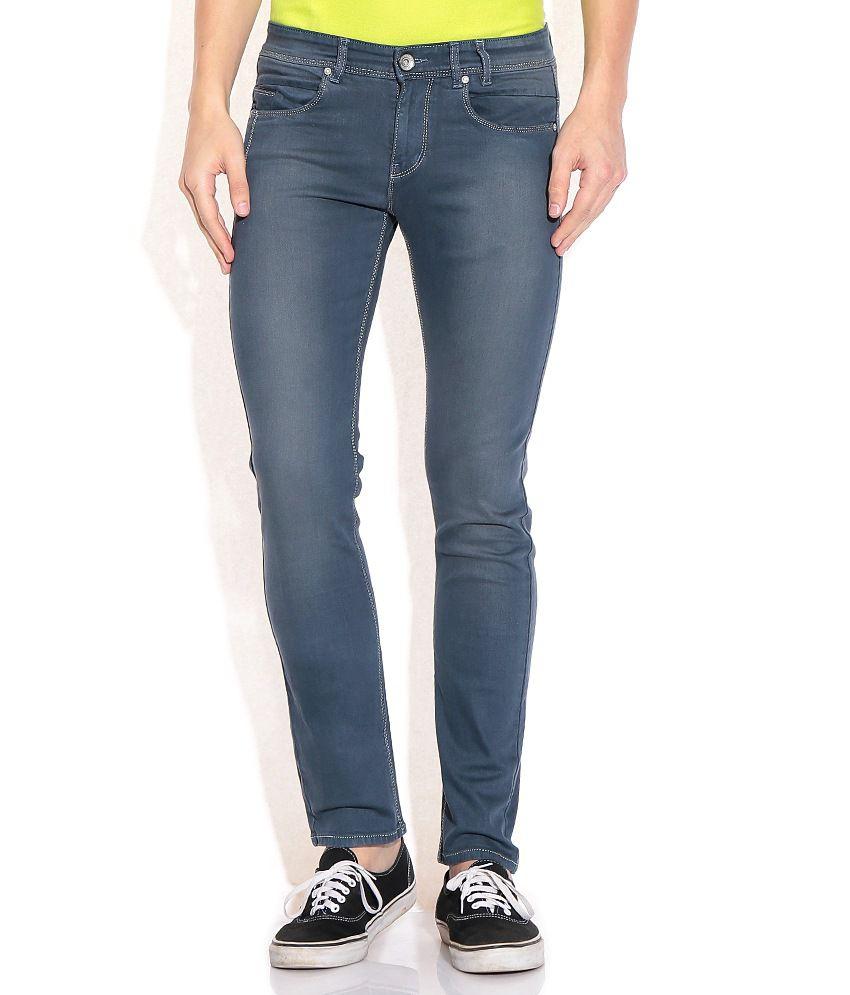 Carpenter Blue Slim Jeans