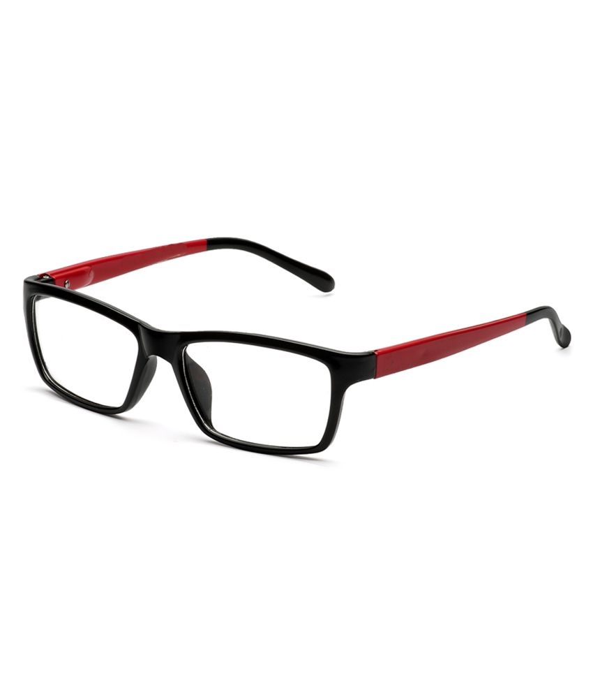 4f230d0b9a3 Glaze Red Anti Glare Eyeglasses + Get Lenspray Free - Buy Glaze Red Anti  Glare Eyeglasses + Get Lenspray Free Online at Low Price - Snapdeal