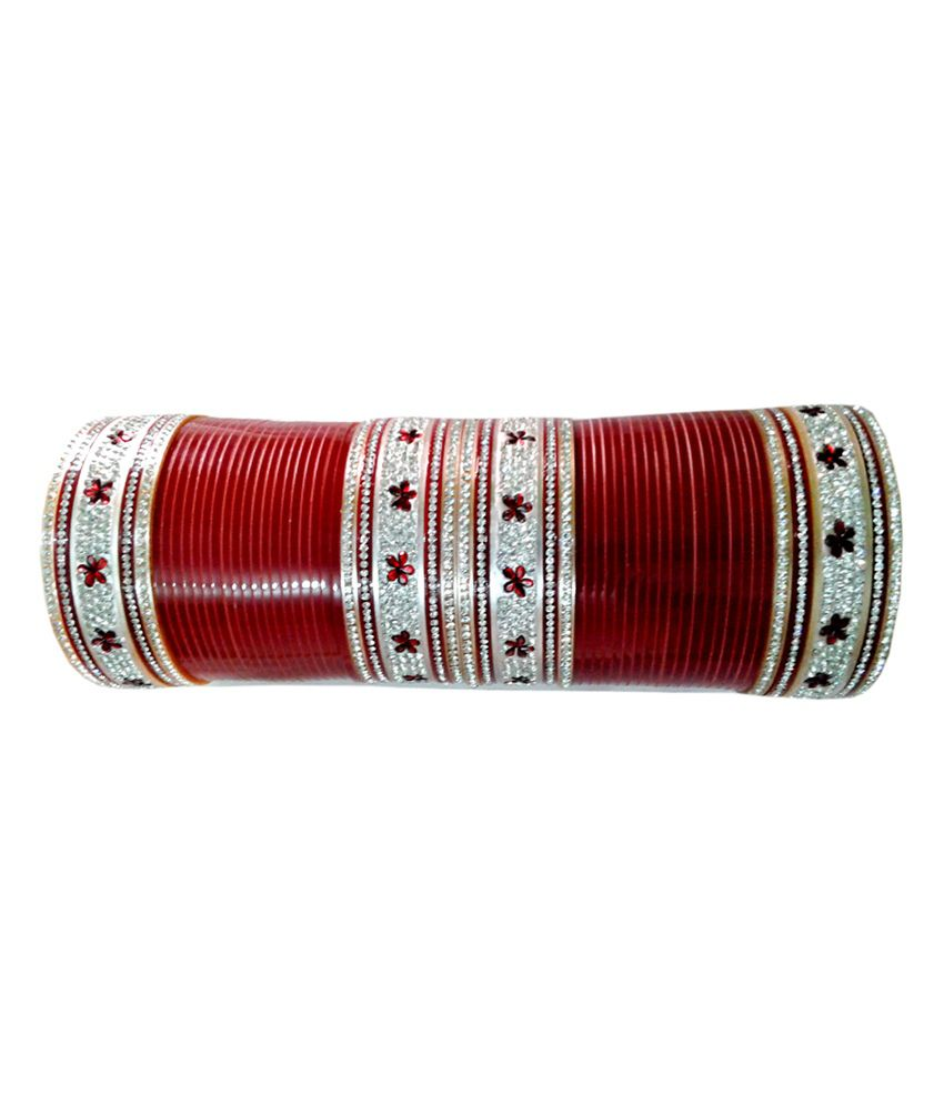 vivah bridal chura buy vivah bridal chura online in india on snapdeal