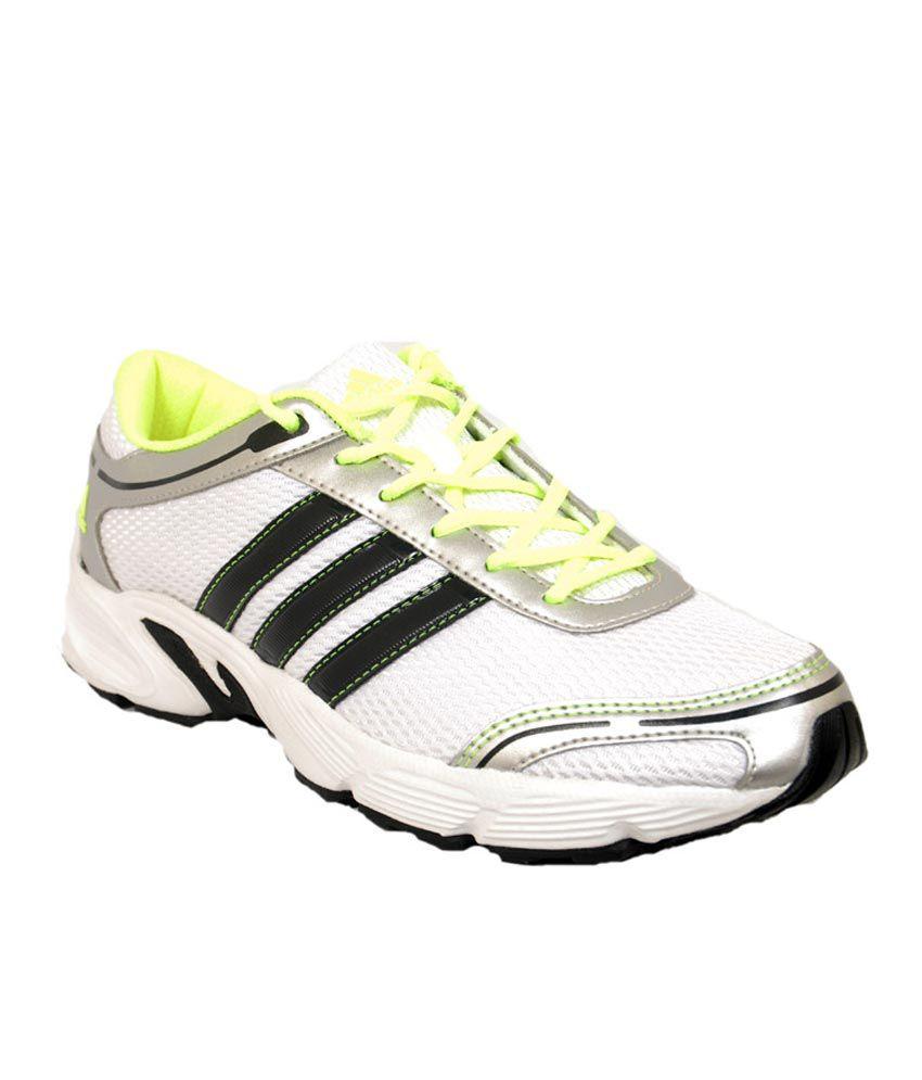 Adidas Eyota White Running Shoes