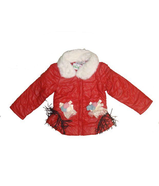 Bodingo Red Padded Jackets