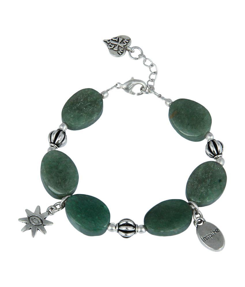 Pearlz Ocean Hi Design Charm Bracelet