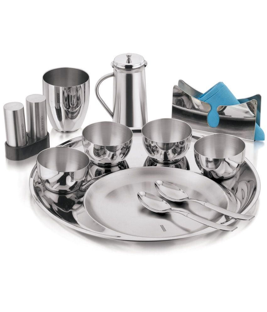 garuda 51pc pearl dinnerset buy online at best price in india rh snapdeal com