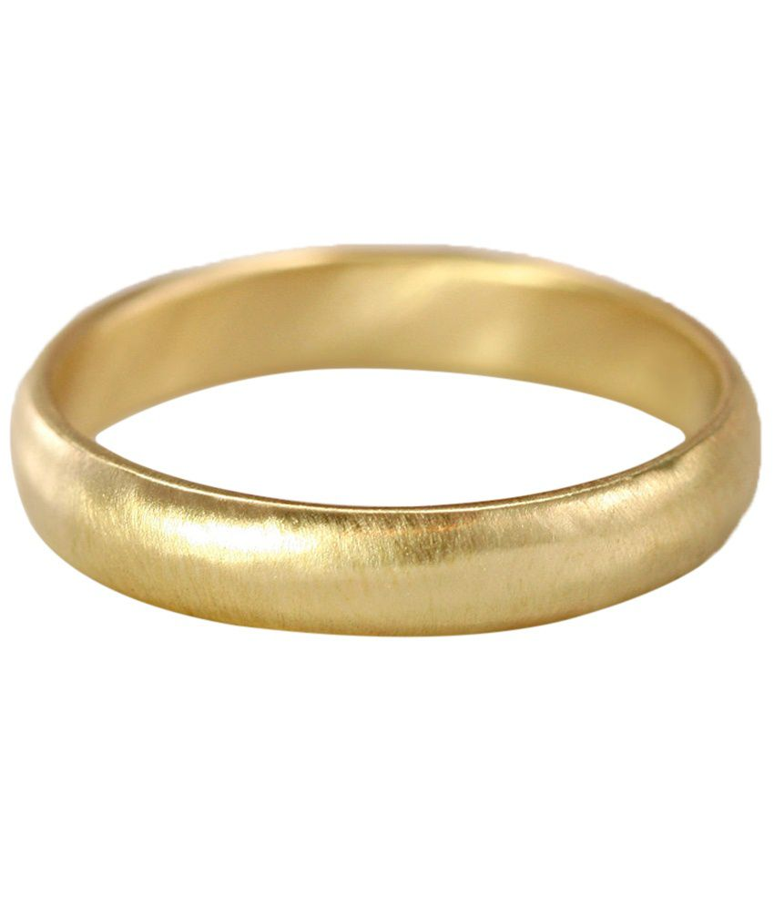 Videe 9kt Gold Love Band Ring