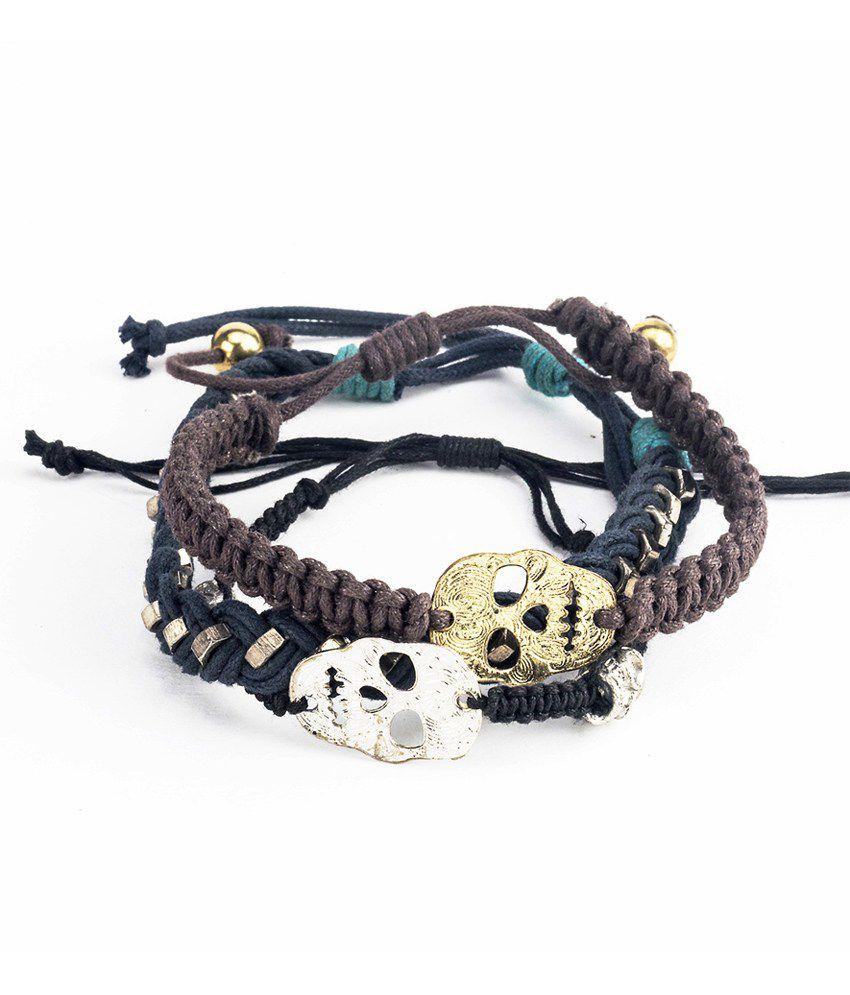 Fejour Skull Bracelet