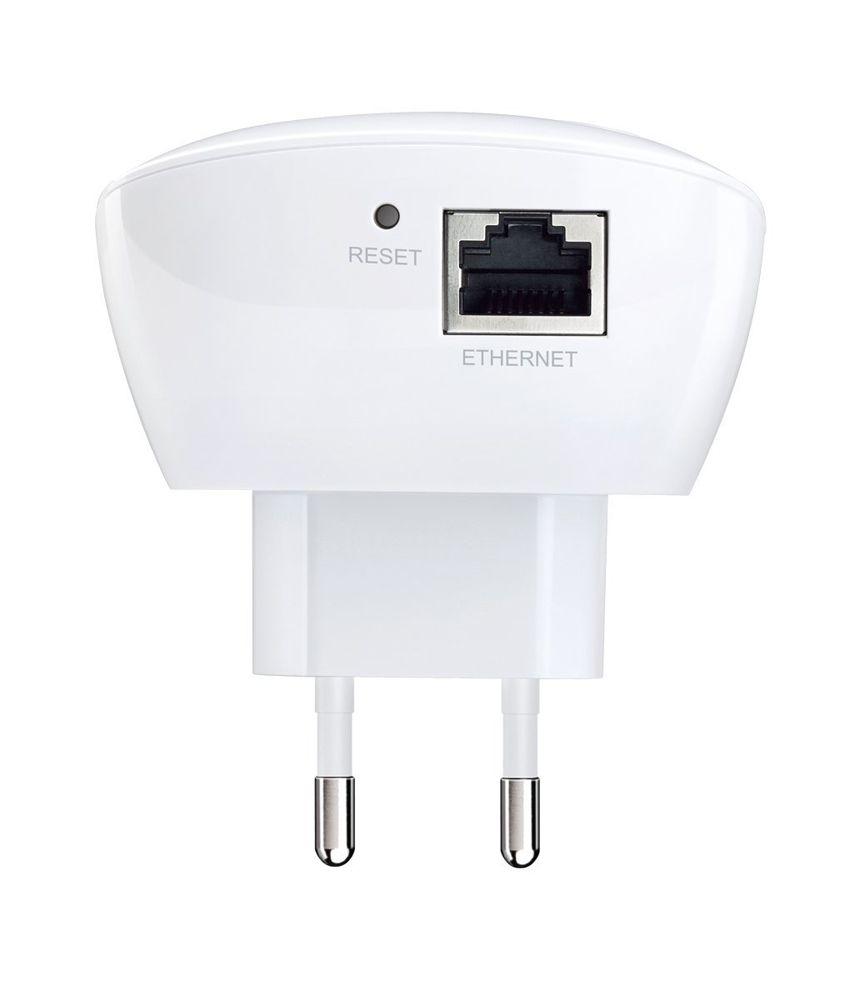 TP-Link TL-WA850RE 300Mbps Universal Wi-Fi Range Extender (White)