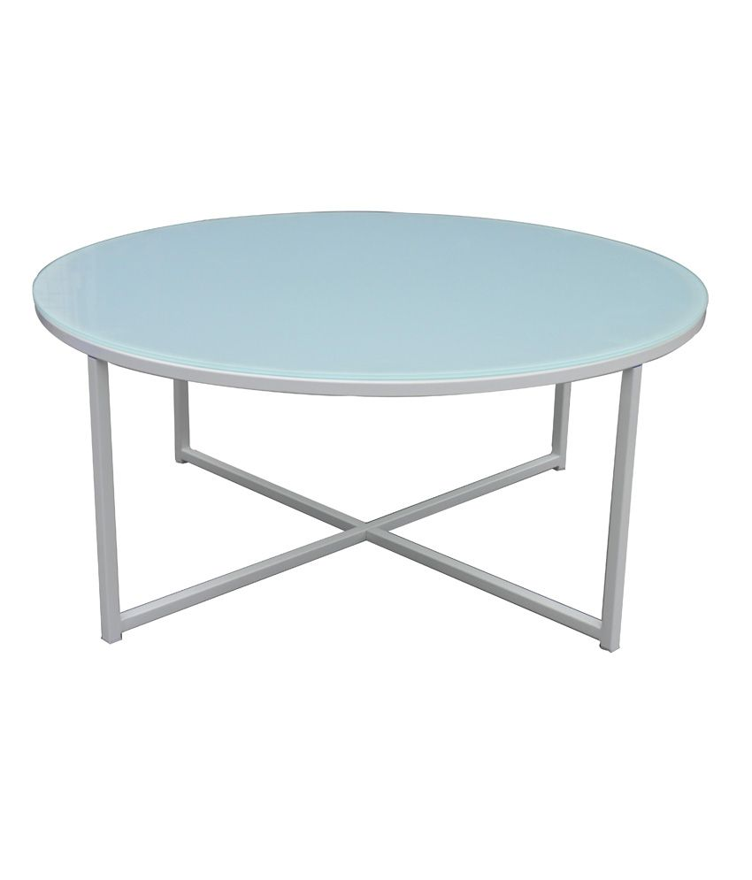 Tezerac Coffee Table Gina White Best Price In India On 16th March 2018 Dealtuno