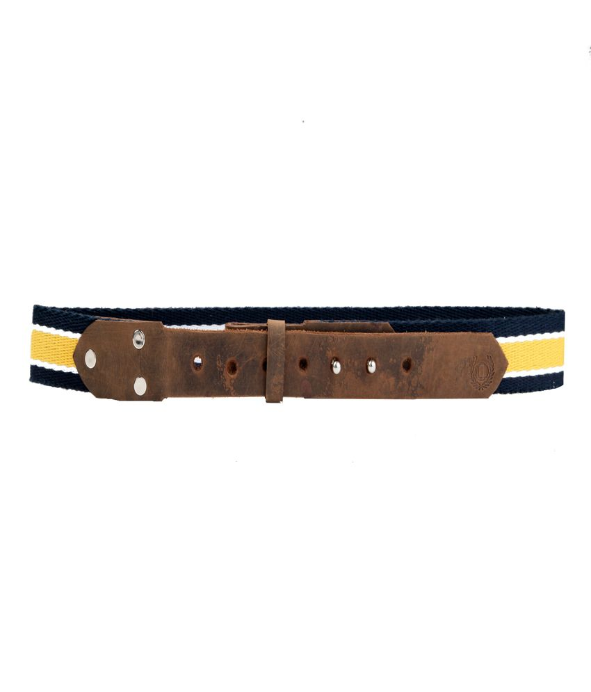 99cells Multi Casual Single  Belt  ForMen