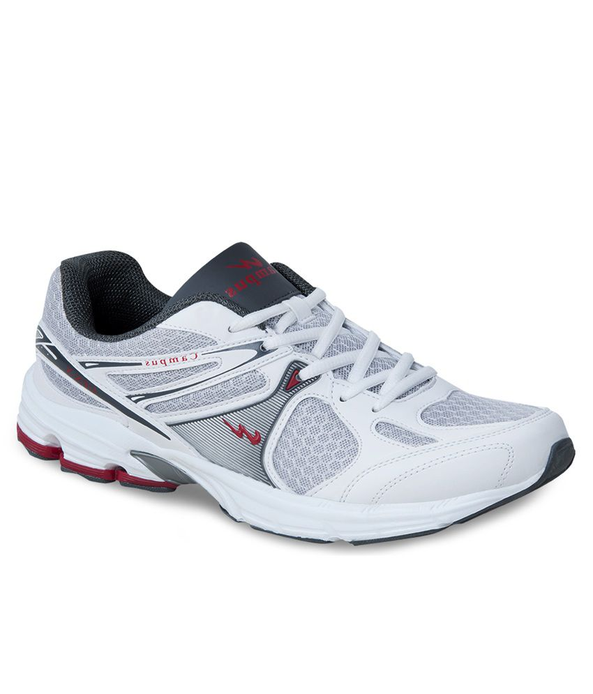 Campus Genx Red Sport Shoes