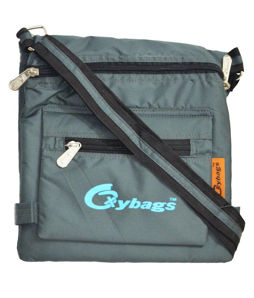 Jgshoppe Green Sling Bag