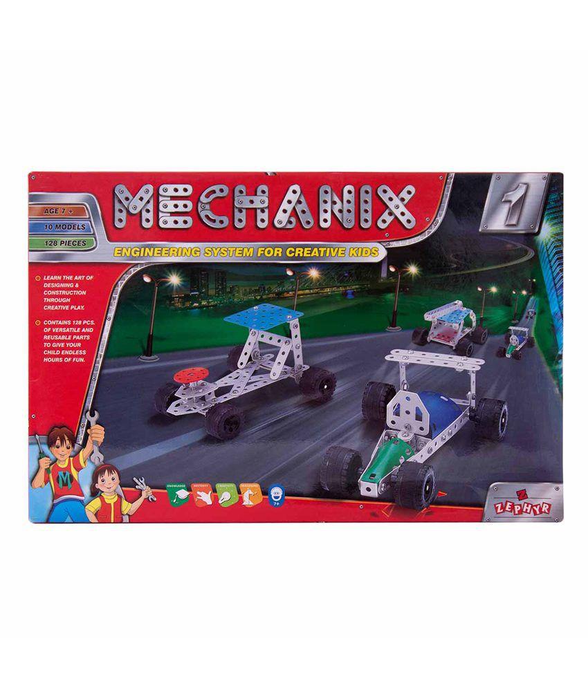 Zephyr Metal Mechanix 1