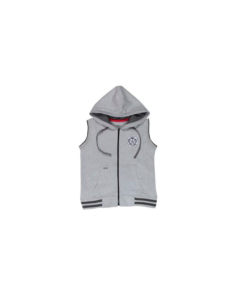Gini & Jony Grey Knits Jacket