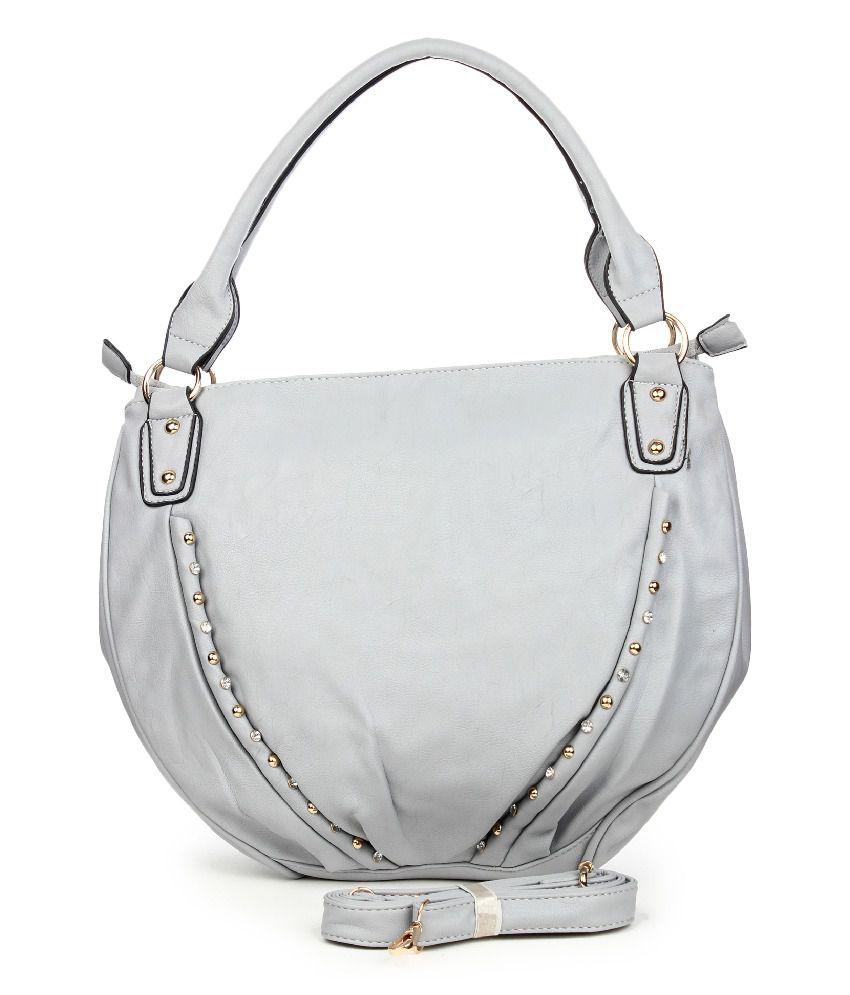 Do Bhai TWBR-037 Gray Shoulder Bags