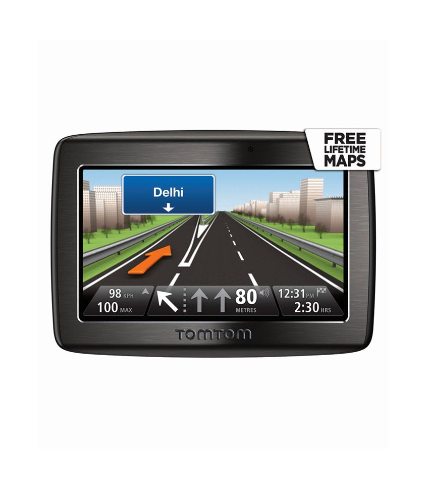 TomTom - In Car GPS Navigation - VIA 125 (5 Inch Touchscreen)