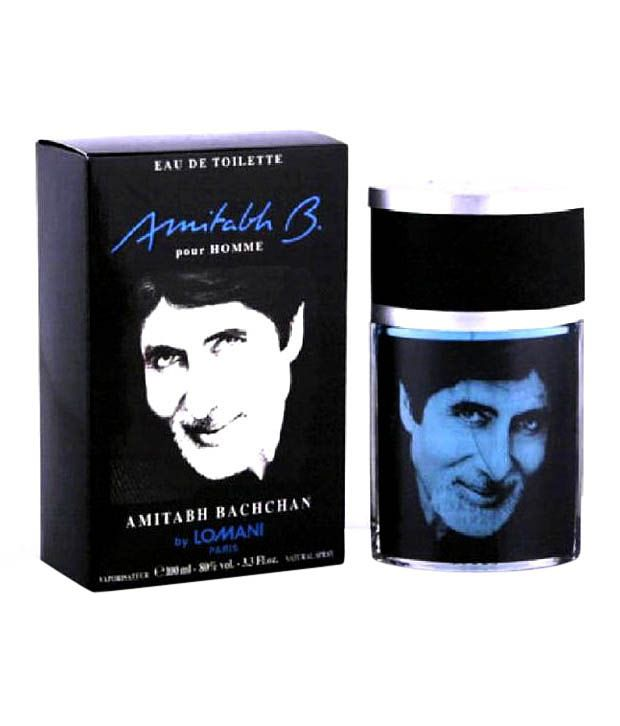 Lomani Amitabh Bachchan Pour Homme 100 Ml Edt Buy Online At Best