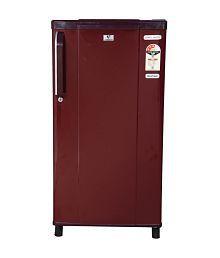 Videocon 170 Ltr VAE183BR Single Door Refrigerator - Burgundy
