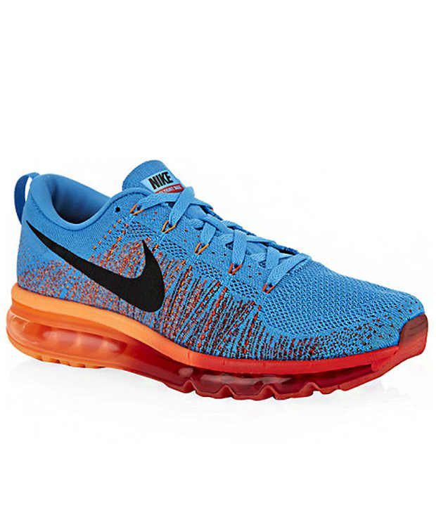 Nike Flyknit Air Max Running Sports Shoes ...