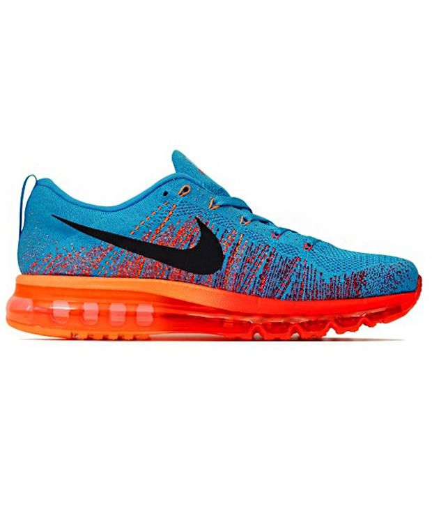 low priced f8e17 e4a80 Nike Flyknit Air Max Running Sports Shoes - Buy Nike Flyknit Air Max Running  Sports Shoes Online at Best Prices in India on Snapdeal