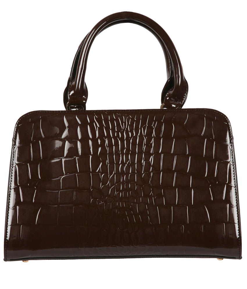 Everything Imported Eiwswbagg-2352vr-5coffee Brown Satchel Bags