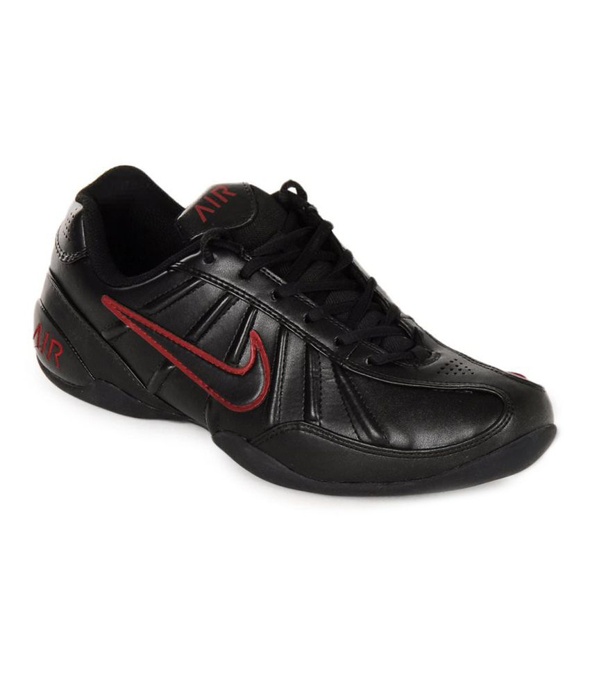 Sport Synthetic Shoes Buy Nike Black Leather w8n0mvNO
