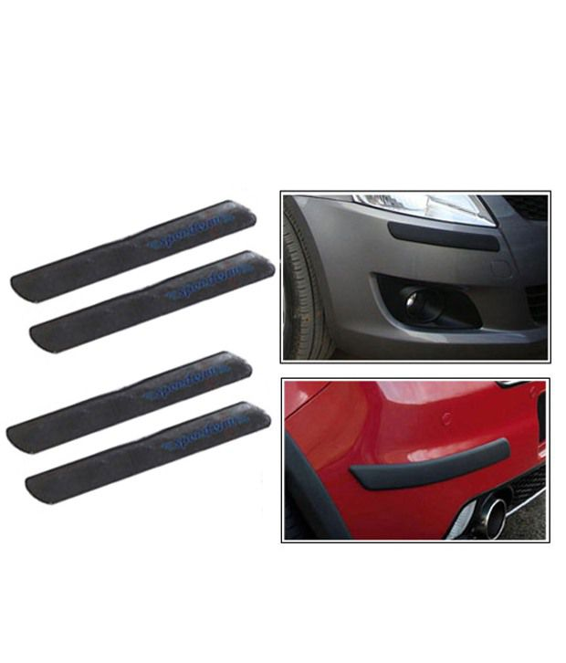 Speedwav Car Bumper Safety Guard Protectors For Hyundai