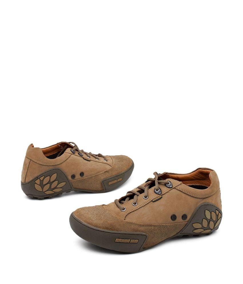 Woodland Brown Outdoor Shoes Art CGC549108CAM