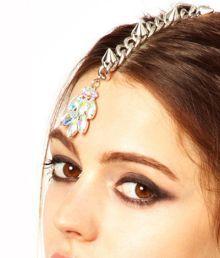 Style Fiesta Spiked Jeweled Tikka