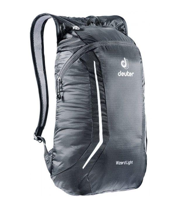 Rabattgutschein klassische Schuhe großartiges Aussehen Deuter Wizard Light Backpack Black Backpack - Buy Deuter ...