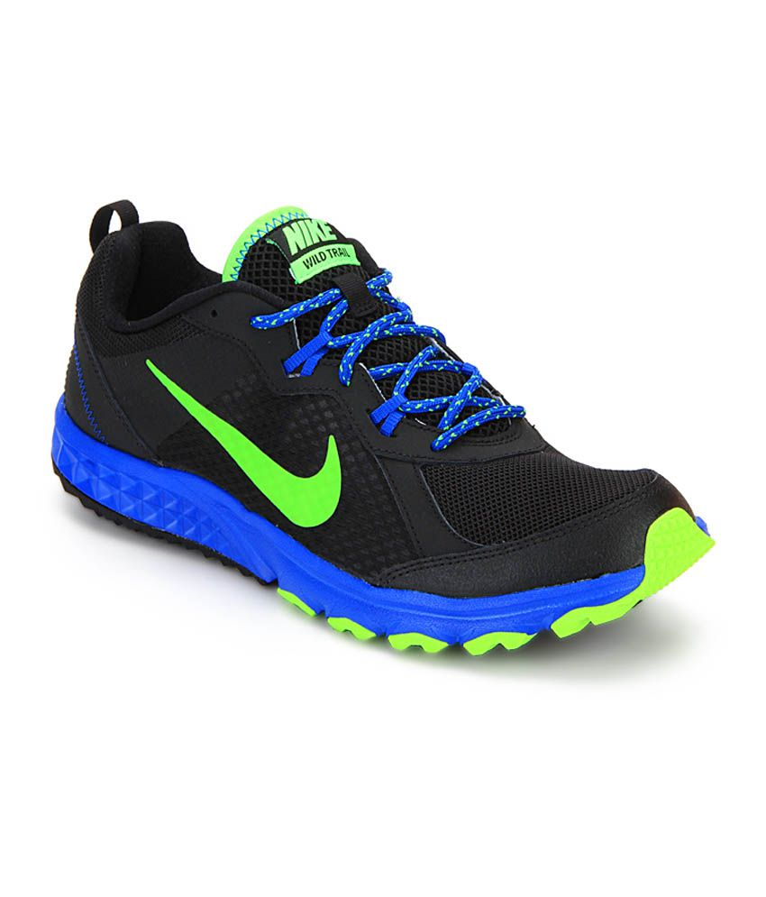 b27245d7cdd90 Nike Wild Trail Running Sports Shoes - Buy Nike Wild Trail Running Sports  Shoes Online at Best Prices in India on Snapdeal
