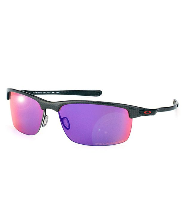 560ee6d36b Oakley Carbon Blade OO 9174-02 Medium Sunglasses - Buy Oakley Carbon Blade  OO 9174-02 Medium Sunglasses Online at Low Price - Snapdeal
