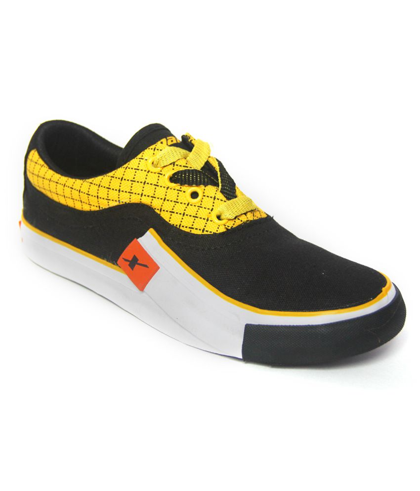 Sparx Yellow Lifestyle & Sneaker Shoes cheap sale pay with paypal Zj3Scti