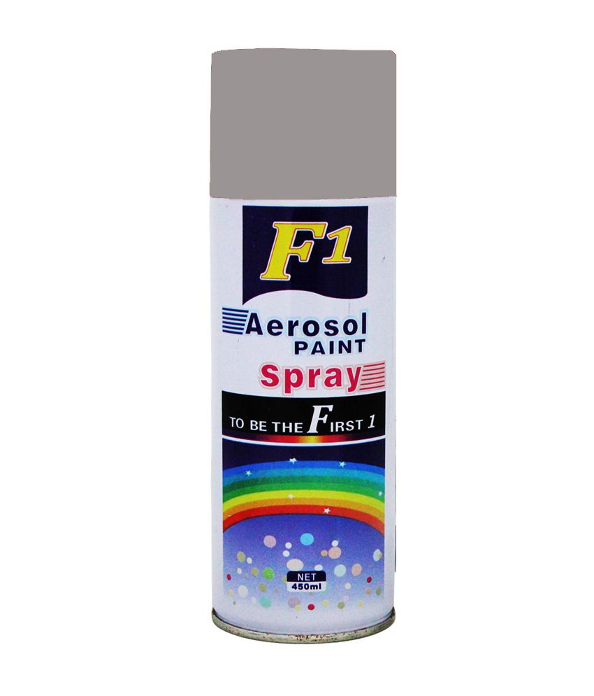 Buy Spray Paint For Multipurpose Color Gray Online At Low Price In India Snapdeal
