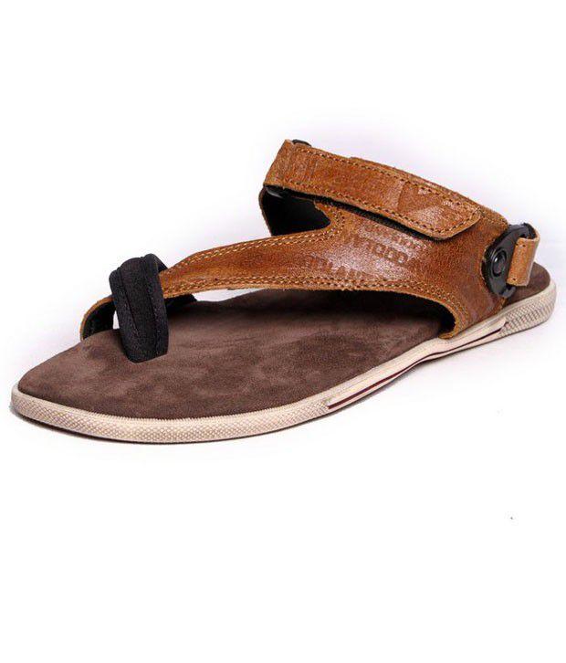 a88a9d97d Woodland Gd1143112w13 - Camel Casual Sandals For Men Art BGD1143112CAM ...
