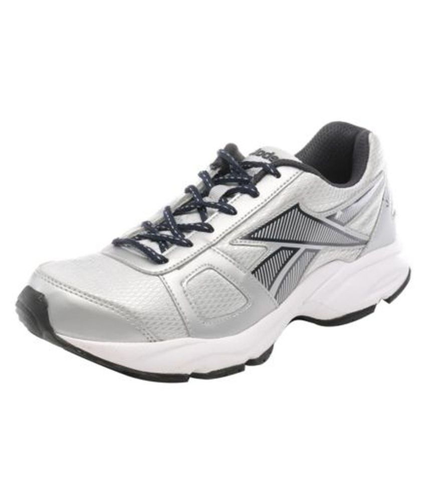 553f331b9 Reebok Silver Men Sports Shoes - Buy Reebok Silver Men Sports Shoes Online  at Best Prices in India on Snapdeal